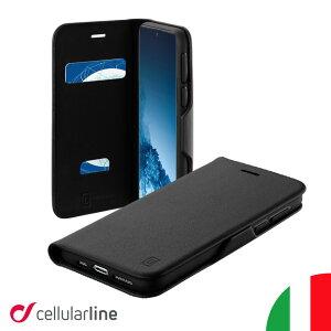 Cellularline Galaxy A52 S21 S21+ S20+ S20 Ultra 手帳型ケース ギャラクシー S10+ S10 Plus 手帳型 手帳 ケース カバー イタリア ブランド 薄型 おしゃれ シンプル メンズ かっこいい 海外 かっこいい カード