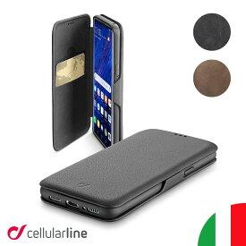 Huawei P20 lite ケース 手帳型 シンプル pro Mate20 Mate20lite P20lite P20Pro P30 P30Pro P30lite ファーウェイ スマホカバー 手帳型ケース カード カード収納 ブランド Cellularline セルラーライン BOOKCLUTCH スマホケース