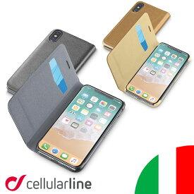 iPhone XS ケース 手帳型 iPhone8 iPhone7 plus アイフォンXS アイフォン8 プラス Cellularline セルラーライン ブランド|iPhonex アイフォンxケース 手帳型ケース スマホケース iphone7ケース アイフォン8ケース アイフォン7 アイホン7ケース おしゃれ