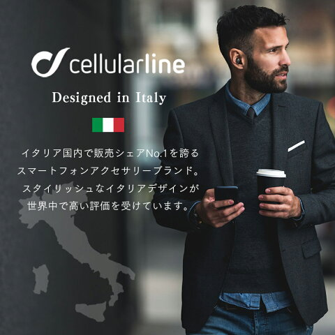 CellularlineiPhoneケース抗菌iPhone1212miniProMaxiPhoneSESESE2第2世代iPhone1111XRXSXiPhone8iPhone7iPhoneケースカバー抗菌ケース抗ウイルススマホケーススマホ抗菌スマホケースイタリアブランド