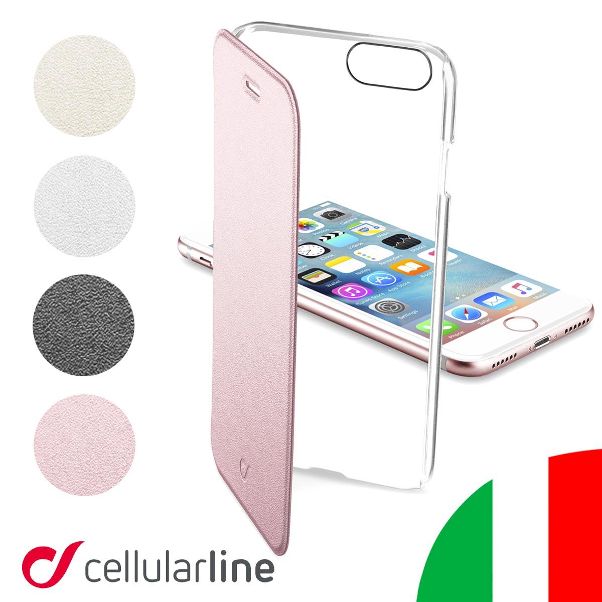 iPhone x ケース 手帳型 iPhone8 iPhone7ケース iPhonex iPhone6 iPhone7 アイフォンx アイフォン6s ブランド セルラーライン Cellularline クリア スマホケース|アイフォンxケース 透明 クリアケース アイフォン8ケース 携帯ケース 手帳 アイホン7ケース スマートフォン
