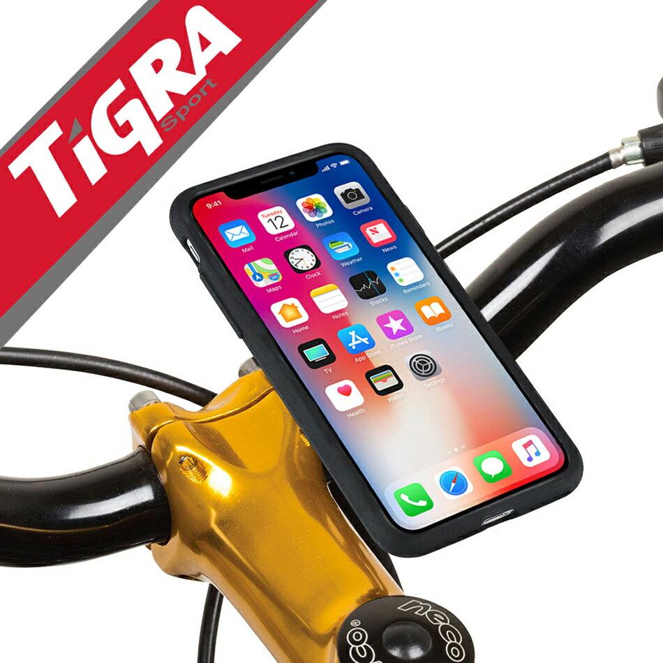 TiGRA Sport iPhone X iPhone8 iPhone iPhone7 Plus iPhone6s バイク スマホ スマートフォン 防水 ロードバイク アイフォン | スマホホルダー アイフォン7 iphone7ケース ケース ホルダー 携帯 携帯ホルダー iphone6 自転車 防水ケース アイフォン8ケース アイホン8