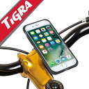 TiGRA Sport iPhone7 Plus iPhone6s バイク スマホ スマートフォン 防水 ロードバイク アイフォン MC-IPH6-BK MC-...