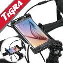 スマートフォン ホルダー Xperia スマホ ロードバイク 防水 Galaxy TiGRA Sport ティグラスポーツ|自転車用スマホホルダー 自転車スタン...