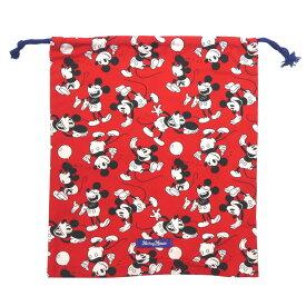 【ラッピング不可】ディズニー ミッキー グッズ 巾着 L ヴィンテージバルーン 635959
