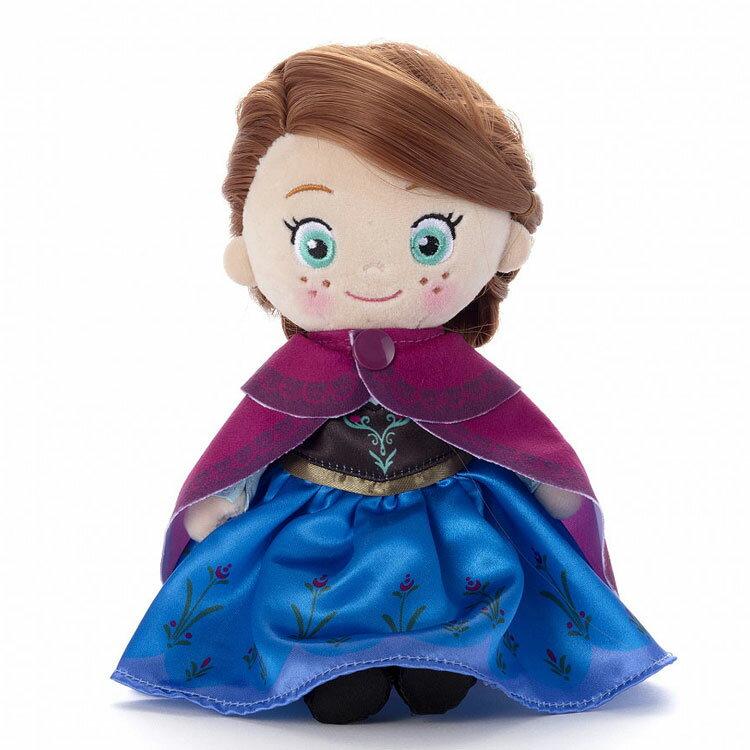 ディズニーアナと雪の女王グッズ ヘアメイクプラッシュドール アナ 238529