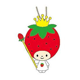 いちごの王さま グッズ ボールチェーンマスコット サンリオキャラクターズ なつかシリーズ 458690