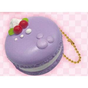 ディズニー ミッキー グッズ ぷにぷにマスコット ボールチェーン付き カシス マカロン Sweets Party 628183【ラッピング不可】