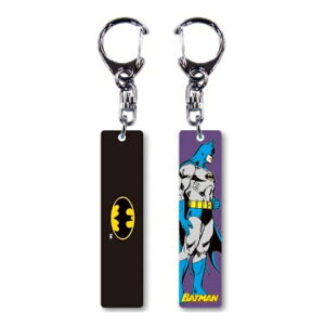 【ラッピング不可】 バットマン グッズ アクリルスティックキーホルダー DCコミック 277967