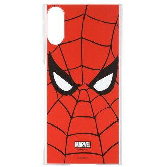 Spider-Man goods Xperia XZs-adaptive hard case Ma Bell comics 845133 MARVELCorner