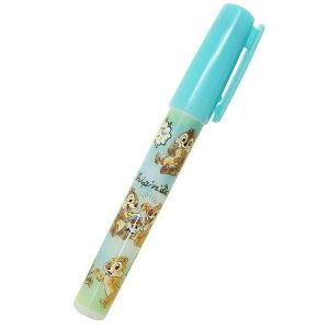 ディズニー チップ&デール グッズ ペン型スティックのり 098080