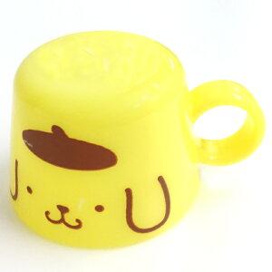 ポムポムプリン グッズ ペットボトルキャップコップ【ラッピング不可】