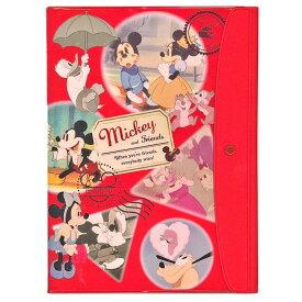 ディズニーミッキー&フレンズグッズ B5手帳カバー スタンダード 774662【ラッピング不可】
