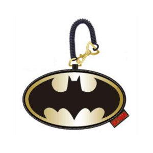 バットマングッズ ダイカットパスケース ロゴ DCコミック 780265【セール・ラッピング不可】