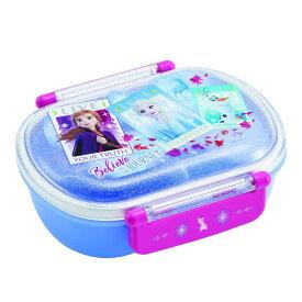 ディズニーアナと雪の女王2グッズ QAF2BA 食洗機対応ふわっとフタタイトランチボックス