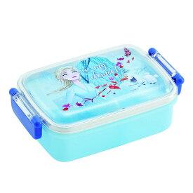 ディズニーアナと雪の女王2グッズ RBF3AN 食洗機対応ふわっとフタタイトランチボックス450ml