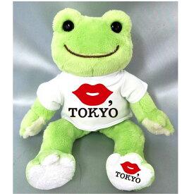ピクルス×KISS, TOKYOグッズ ビーンドール ベーシック KISS, TOKYO×pickles the frog 142139