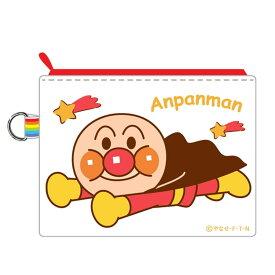 アンパンマングッズ AND-1000 パス付きコインポーチ アンパンマン