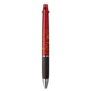 ジェットストリーム スヌーピー 2&1 2色 ボールペン 0.7ミリ シャープペン レッド 204431 JETSTREAM グッズ