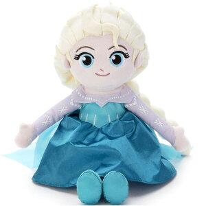 アナと雪の女王 うたって♪おしゃべり! ぬいぐるみ エルサ