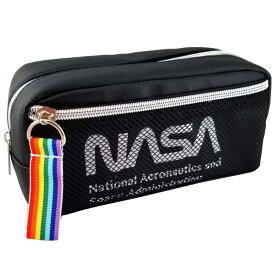 NASAグッズ ロゴペンポーチ 528634