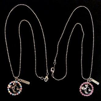 864 kids ☆ necklace sets (silver)