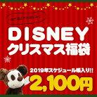 【以降〜出荷】【クリスマスの袋入り〔xwrap28〕】【福袋】●1660ディズニーキャラクターサンタ袋