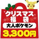 福袋3959大人ポケモン クリスマス福袋 【ラッピング不可】【お1人様1点限り】