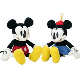 4027 福袋 ディズニー ミッキー ぬいぐるみ Doll Collection Mickey 2点セット 【ラッピング不可】