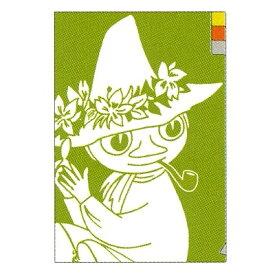 ムーミン グッズ A6ポケットファイル(スナフキン)【ラッピング不可】