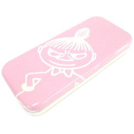 ムーミン 缶ペンケース(pink)[150437]