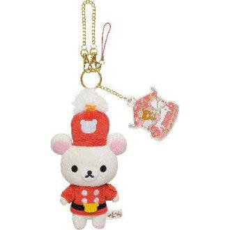 Wonderland-plush Keychain ( korilakkuma ) ★ 10th anniversary ★
