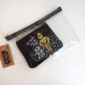 スターウォーズ ペンケース2個セット R2-D2&C-3PO ニューライフコレクション