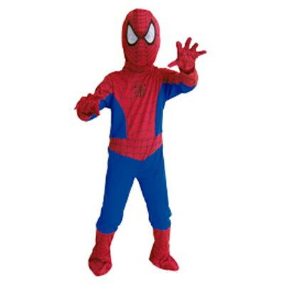 スパイダーマン キャラクターコスチューム グッズ●【送料無料】コスチューム/子供用【子供☆キッズ仮装グッズ】【Disneyzone】