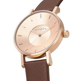 【KLASSE14】クラス14フォーティーン # VOLARE 36mm LEATHER BELTレディース 腕時計 ペアウォッチ・プレゼントに ギフトにレザーベルト バーゲン
