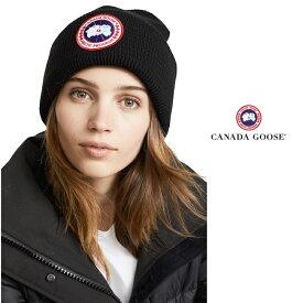 【送料無料】CANADA GOOSE【カナダグース】#6936MARTIC DISC TOQUE/ニット帽/ニットキャップ/帽子/レディース/メンズ/ユニセックス/プレゼント/ギフト/ウール/ロゴ/アウトドア/安心正規品 バーゲン