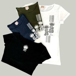 ☆Laule'aHawaiiのオリジナルTシャツLEHUA柄☆
