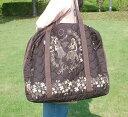 フラダンスドレスバッグ/◆フラホリックブラック/ドレスケース/フラダンス ガーメント バッグ/フラ 衣装 持ち運び