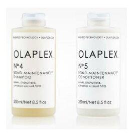 オラプレックス No.4 No.5 シャンプー&コンディショナー 【各250ml】 ボンド メンテナンス Olaplex Bond Maintenance Shampoo & Conditioner