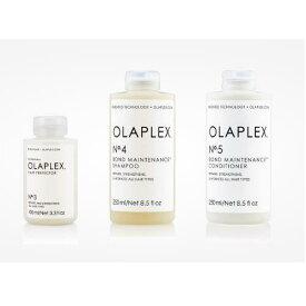 オラプレックス No.3 4 5 ボンド メンテナンス シャンプー&コンディショナー&ヘアパーフェクター Olaplex Bond Maintenance Shampoo & Conditioner & Hiar Perfector