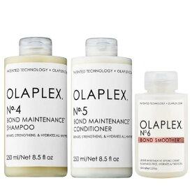 オラプレックス No.4 5 6 ボンド メンテナンス シャンプー&コンディショナー&リーブイン トリートメント Olaplex Bond Maintenance Shampoo & Conditioner & Bond Smoother