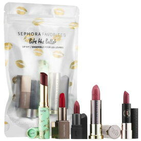 セフォラ リップBOX リップ5本セット SEPHORA FAVORITES Bite the Bullet Lip Kit