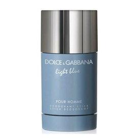 Dolce&Gabbana ドルチェ&ガッバーナ Light Blue デオドラントスティック Men's Light Blue Pour Homme Deodorant Stick
