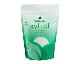 たっぷり1.3kg! キシリトール粉末【1134g】100%ピュア白樺パウダー 甘味料 Morning Pep 100% Pure Birch Xylitol sweetener