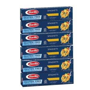 バリラ スパゲッティ グルテンフリー 340g×6個 Barilla Gluten Free Spaghetti Pasta - 12oz