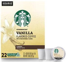 スターバックス バニラ44個(22×2箱)  キューリグ kカップ K-CUP Starbucks Vanilla