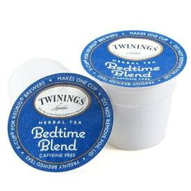 【Twining】トワイニングティー ベッドタイムブレンド【48個】 ナチュラルハーバルティーNightly Calm キューリグ kカップ k-cup