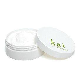 カイ香水 ボディーバター 100ml Kai Fragrance (カイ・フレグランス) ジャスミン、トロピカルガーデニア、ホワイトエキゾチックフラワー