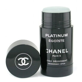 CHANEL シャネル エゴイストプラチナム デオドラントスティック PLATINUM EGOISTE Deodorant Stick