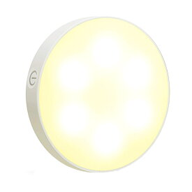 ベッドサイドランプ タッチライト ナイトライト 枕元ライト LED 明るさ調整可 電球色 昼白色 USB充電式 間接照明 磁石 TATILUMP